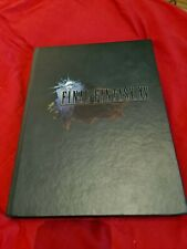 Final Fantasy XV Official Strategy Guide Collectors Edition