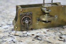 New ListingFrench industrial clock / annular clock / light house clock unusual movement