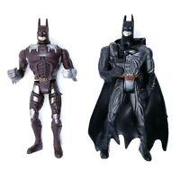 Batman Super Hero Action Figure Lot Of 2