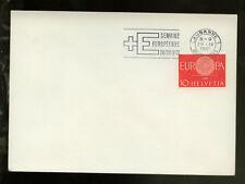 Svizzera 1961 SEMAINE Losanna copertura # 322