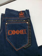 Coogi Jeans Mens Big And Tall 46 X36 Blue Jeans