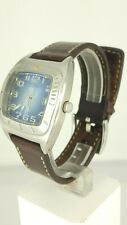 Fossil Blue AM3691 men's watch solid stainless steel AM-3691 analog 10 ATM