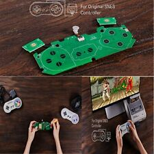 DIY 8BitDo Mod Kit PCB Mainboard + USB cable for Original SNES SF-C Controller