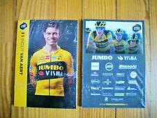 """Lot de carte postale""""JUMBO-VISMA""""Tour de France 2020 collection cyclisme cycling"""