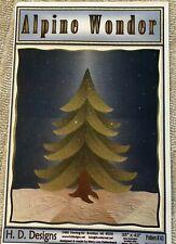 Alpine Wonder Christmas Tree Kit.   $40.00