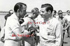 Jim Clark Lotus F1 World Champion Portrait 1965 Photograph 2
