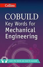 Key Words for Mechanical Engineering (Collins Cobuild) By Collins UK