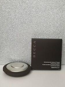 BECCA Shimmering Skin Perfector Pressed CHOCOLATE GEODE 7g ~ BNIB ~ RRP £30