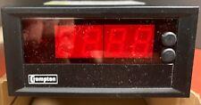 Crompton 262-DDJU Digital Panel Meter