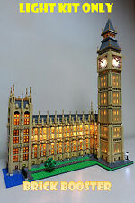 USB Powered LED Light Kit for Lego 10253 Big Ben