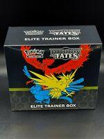 OVP-Englisch Hidden Fates Elite Top Trainer Box Pokemon Verborgenes Schicksal