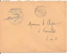 LETTRE,COVER,LSC;Seine et Oise;MAIRIE CHAMPCUEIL;MENNECY;6/10/1905,Franchise