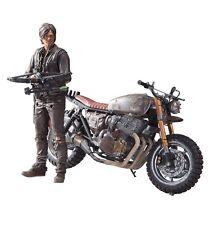 McFarlane Walking Dead TV - Daryl et Moto V2 Deluxe