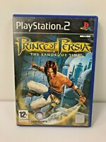 Prince of Persia The Sands of Time Playstation 2 (PS2)