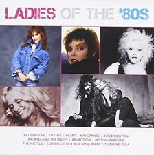 Various Artists - Icon: Ladies of the 80's / Various (Bby) [New CD]