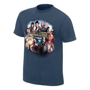 WWE Hall Of Fame 2016 Inductees Shirt L HOF Sting Godfather Freebirds Boss Man
