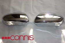 Nissan Qashqai 2007-2013 Chrome Side Door Wing Mirror Covers Brand New