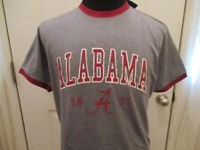 Brand New w/Tag Adult Men's Sizes Alabama Crimson Tide Officially Licensed Shirt