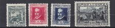 SPAIN  1935    S G 781 - 784  DEATH OF LOPE DE VAGA     MH   CAT £90