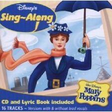 OST/DISNEY'S SING A LONG - MARY POPPINS  CD 16 TRACKS SOUNDTRACK NEU