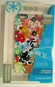 Speck iPhone  6/6s PLUS  Case Bold Blossoms  NIB