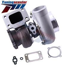 GT3582 Turbo Charger Turbolader T3 Flange 4 Bolts A/R.7 400-600HP Oil Restrictor