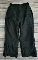 Protection System Kids Boys Size 6 Black Ski Snowboard Winter Insulated Pants