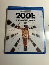 2001 A Space Odyssey New Sealed Blu-ray Stanley Kubrick