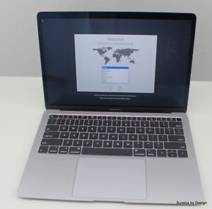 """Apple MacBook Air A1932 MRE82LL/A 13"""" Space Gray"""