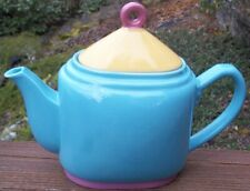 LINDT  STYMEIST  COLORWAYS   TEA POT WITH LID TEAPOT