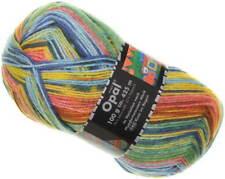 4 X 100gr Sockenwolle/strumpfwolle Opal Hundertwasser A