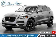 New listing  2018 Jaguar F-Pace 25t Premium Awd VisionPkg Navigation ColdClimatePk