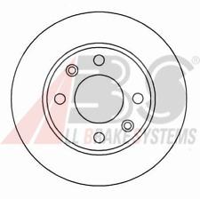 Brake Disc (2 Piece) - A.B.S. 15880