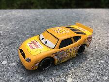 Disney Pixar Car Racers NO.56 Fiber Fuel Metal Toy Car New Loose