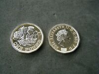 2021 £1 One Pound Coin Nations of the Crown Brilliant Uncirculated