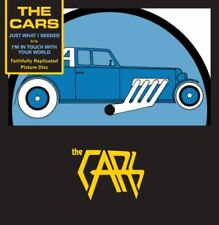 """The Cars Picture Disc 45RPM Speed Rock 7"""" Singles"""