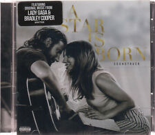 CD A Star is Born NEW Soundtrack Explicit Lady Gaga/Bradley Coope FAST SHIPPING!