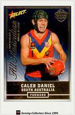 2014 Select AFL Future Force All Australia Team Card AA18 Caleb Daniel