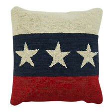 PARK DESIGNS AMERICANA STAR PILLOW WITH FEATHERS 18 INCH