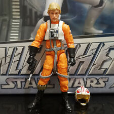 "STAR WARS the vintage collection LUKE X-WING PILOT 3.75"" jedi destiny SDCC"