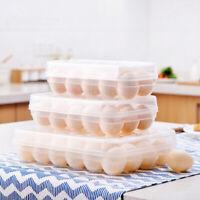 CW_ BH_ Refrigerator  Plastic Egg Storage Box Holder Fresh-keeping Container Spl