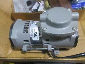 Thomas vacuum pump 1620 Series Pt. # 107CCD18  220VAC