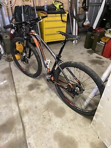 KTM Carbon Mountain Bike 29er large
