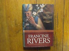 "FRANCINE   RIVERS  Signed  Book  (""THE  PRIEST""-2004  Edition  Hardback"