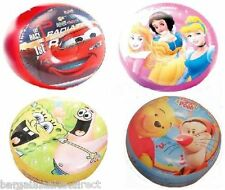 DISNEY INFLATABLE PVC POUF STOOL PRINCESS SPONGEBOB MICKEY MOUSE CARS