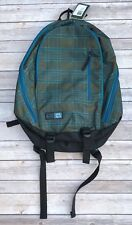 Nike SB 6.0 Backpack Book Bag BA2662 Skateboarding Plaid VNT NWT