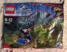 LEGO Jurassic World Gallimimus Trap Set (30320) New In Sealed Polybag
