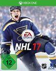 NHL 17 XBOX-One Neu & OVP