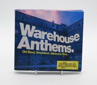 WAREHOUSE ANTHEMS (MINISTRY OF SOUND) Rare CD Album - Complete, VG Condition
