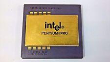 Intel Pentium Pro KB80521EX200 Ceramic CPU Processor SL22Z 512K Vintage Collect